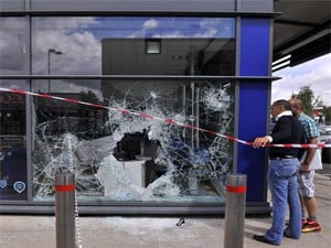 Vandalism to Property