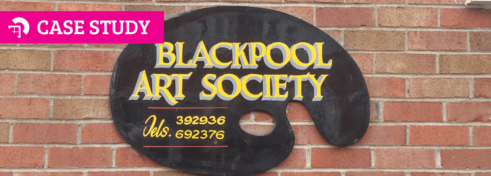 Blackpool Art Society Security