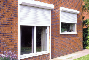 Roller Shutters for the Home As Standard