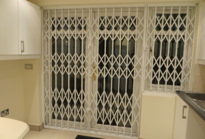 Retractable Grille Door & Window