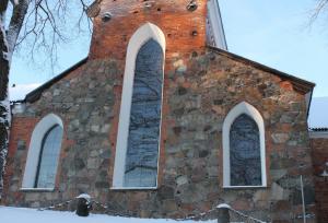 Hammerglass Double Glazing Church Windows