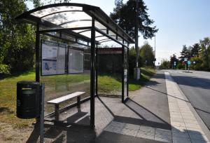 Hammerglass Bus Shelter