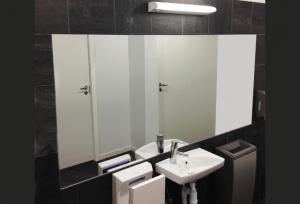 Hammerglass Mirrors - Bathroom