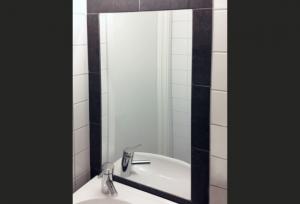 Hammerglass Mirrors - Toilet