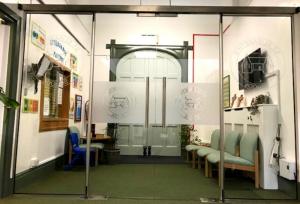 Laminated Glass Doors
