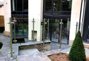 Laminated Glass Balustrades