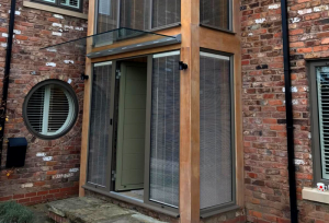 Laminated Glass Windows